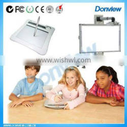 DONVIEW wireless writing tablet/portable smart board interactive whiteboard