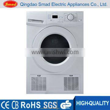 High quality 6kg front loading electric clothes air dryer