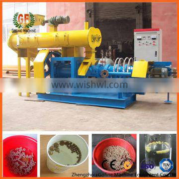 Automatic Aquatic Feed Processing Line