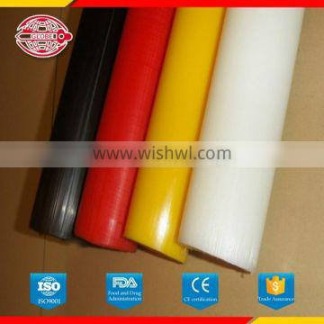 nylon pa6 round bar with customized sizes and colors to meet your requirement