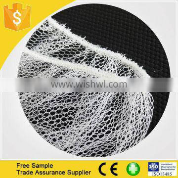 Eco-Friendly Feature disposable Comfortable nylon hairnet