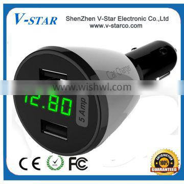 2015 Hot Selling Portable Battery Car Charger, Portable Car Charger For Iphone