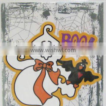 PVC Sticker for Holloween Decoration, size 15*25*0.2cm, conform to EN71