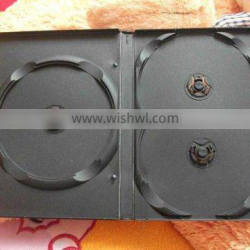 14MM DVD CASES FOR 3 DISCS
