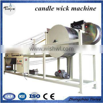 China best quality candle wick waxing machine for process candle wick