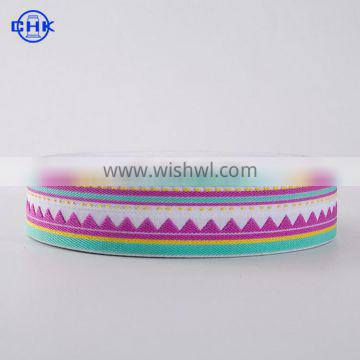 Wholesale multi color strap webbing elastic binding webbing tape