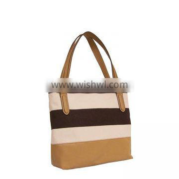 New Products Fashion Ladies Shoulder Striped Bags 2016