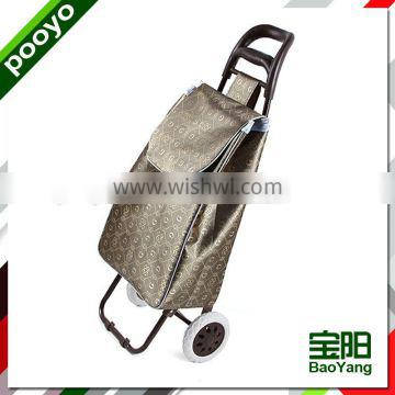 new design shopping bag trolley