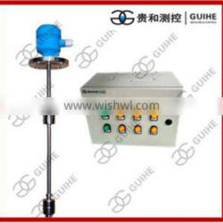 automatic contorl monitoring system for tanker truck float type level switch