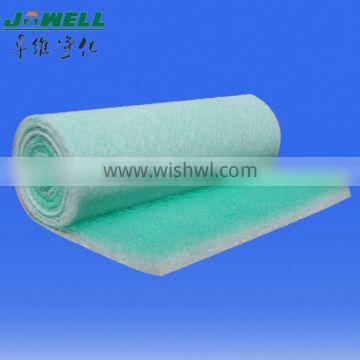 Applied to surface Painting fiberglass floor filter