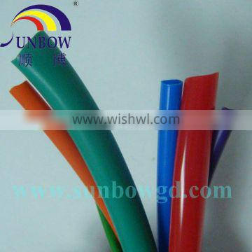 UL qualified fire proof soft and flexible PVC Pipes for cable protection