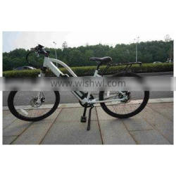 new design 26 inch intelligent electric city bike with lithium battery