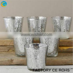 online glass cone candle holders / tulip candle holder / yankee candle jars Quality Choice