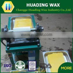 Being Hot! Electric comb foundation machine| Electric beeswax foundation sheet making machine