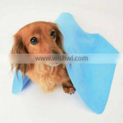 Antibacterial microfibra pet towel
