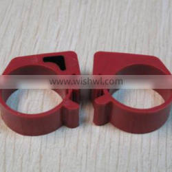 Long Range RFID Enabled Tiny Size Animal Foot Ring for Wholesale by DAILY RFID