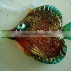 murano glass fish figurines,murano glass fish,glass fish decoration,glass fish,blown glass fish ornaments