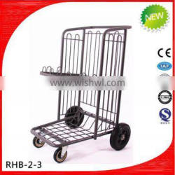 baggage hand trolley