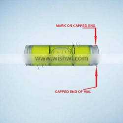 High precision acrylic cylinder with low price