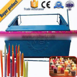 new type candle making machine in china for sale