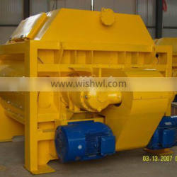 KTSW4000 Dam work Twin shaft concrete mixer