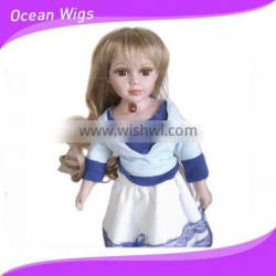 professional doll wig factory