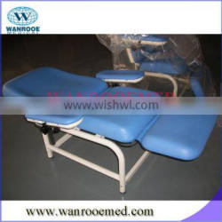 BXS105 High Quality Manual Adjustable Blood Collection Chair