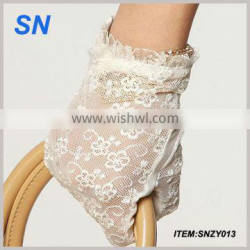 2014 spring most beautiful sexy lace gloves for women