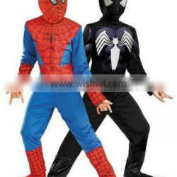 Hot Hero Kids Spider Man Reversible Red to Black Costume CC-1500