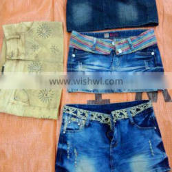 GZY 2015 Hot sale wholesale cheap used jean