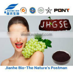 Health supplement anti-aging, blood health, antioxidant Proanthocyandins 50%Grape Seed extract /High Quality Polyphenols ORAC