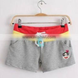 ladies fashion short pants