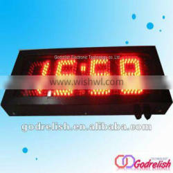 outdoor led clock,wall clock,electronic clock