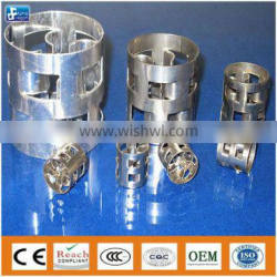 Metal Pall Ring Stainless Steel for oil/environment/tower