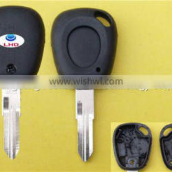Top Seller Renault Clio 1 button remote auto key shell cover