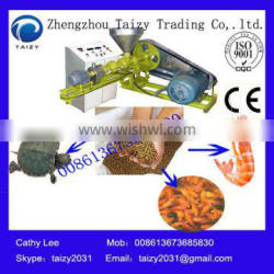 12 months warranty small shrimp food pellet making machine