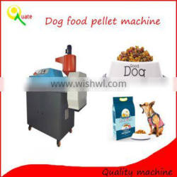 Pet food production line for dog chew, semi moist dog food making machinery, single-screw dog food extruder processing