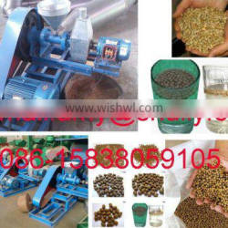 Single screw fish pellet machine //floating pellet making machine//pellet makin machine//0086-15838059105