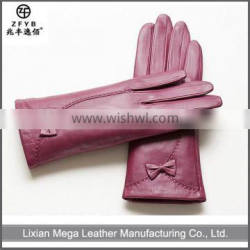 China new design popular Leather Glove Competitive Price