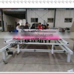 Secure payment computer single needle quilting machine hot sell quilt sewing machine
