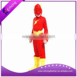 Boy Flash man party Costume