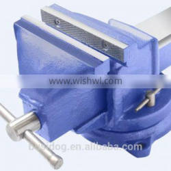 Super-light Duty Swivel Bench Vises Without Anvil in Shanghai Quality Choice