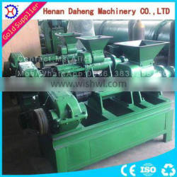 Double Roller Coal Briquette Machine/charcoal Briquette Making Machine/coal Briquetting Machine In Alibaba