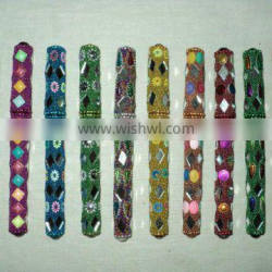 beaded gift pens indian