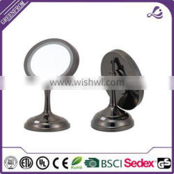 Promotion hot sale led magnifying mirror with low price