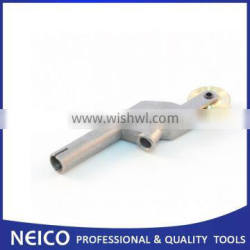 5mm Round Welding Tip With Brass Penny Roller For Flooring Weld Rod