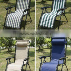 High quality folding chaise lounge chair