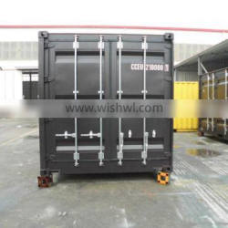 China factory 20ft hc full side open shipping container