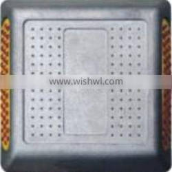 Road Safety Aluminum Road Studs with Reflectors