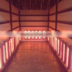 OEM Large Industrial High Temperature Spray Booth